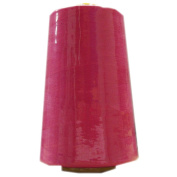 4 x Cerise Overlocking Sewing Thread Polyester 120 TOP QUALITY 5000Y