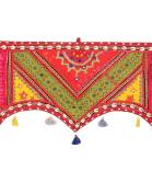 Designer Door Hanging Embroidery Patchwork Rajasthani Toran