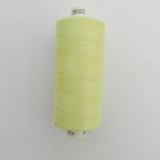 Always Knitting And Sewing Coates Moon Spun Polyester Sewing Thread 1000 Yards, Pale Yellow No 2
