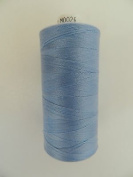 Always Knitting And Sewing Coates Moon Spun Polyester Sewing Thread 1000 Yards, Cornflower Blue No 26