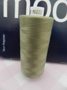 Always Knitting And Sewing Coates Moon Spun Polyester Sewing Thread 1000 Yards, Sage No. 223