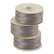 Nymo thread D 0.30 grey 58m