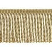 Simplicity 76 mm Bullion Finge Trim and Embellishments, Gold