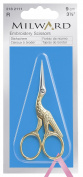 Milward 9 centimetres Stork Embroidery Scissors