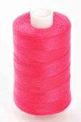Nova N1000reel/23 | Fuchsia Polyester Superstitch 120 Thread | 1000yd