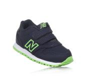 New Balance KV500GEI Sport Shoes Kids blue Navy/Green 22.5