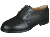 Gallucci Boys 2051B Shoes with Brogue Pattern