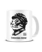 Chairman Meow - Feline Revolution - Cat Humour - Ceramic Coffee Mug - Tea Mug - Great Gift Idea Funky NE Ltd®