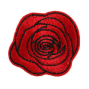 IGEMY Embroidery Lace Flower Clothes Patch DIY Iron On Patches or Sew On Patches Applique For T-shirt Jeans Skirt Vests Scarf Hat Backpacks