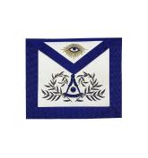Masonic Past Master Apron Hand Embroided Apron