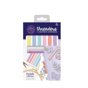 Crafter's Companion Threaders - Embroidery Stranded Cotton - Pastels