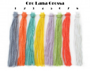 Lana Grossa Gold Wool 8 – White