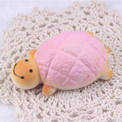 Kingwin Charms Cute Soft Bread Scented Tortoise Phone Pendant Decor