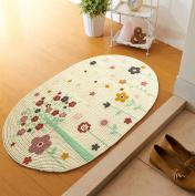 HSheng® Floor mats Mats Doormat Mats Floor mats Carpet anti - slip bed Front mats , 1 , 60*90cm