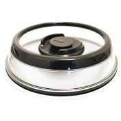 Bonzer FDSF0588 Press Dome Classic Vacuum Plate Cover Universal, 254 mm x 52.5 mm