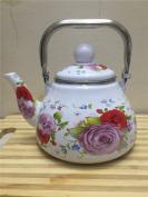 Milk tea pot with filter net,C