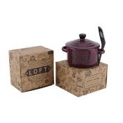 CGB Giftware Loft Purple Mini Soup Set (One Size)