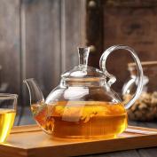 CHENGYI Thicker 750ml Handmade Glass Teapot Filter High Temperature Resistant Health Pot