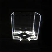 Small Canape Cups - Square - 25
