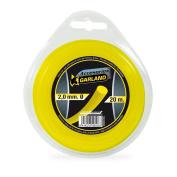 Garland 71021r2020 – Dispenser Nylon Round 20 m./2.0 mm Ø for Brushcutter