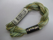 Anchor Pearl Cotton, 5g 1353 Olive meliert