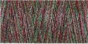 Gutermann Sulky Metallic Machine Embroidery Thread 200m 7029 - per spool + Free Minerva Crafts Craft Guide