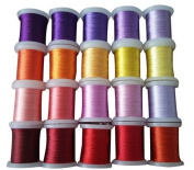 Assorted Yarn 007 – 20 pcs Thread Graphics