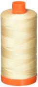 Aurifil A1050-2315 Mako Cotton Thread Solid 50WT 1422Yds Pale Flesh