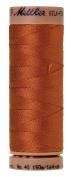 Mettler Silk-Finish 40 Weight Solid Cotton Thread, 164 yd/150m, Copper