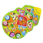 Musical Carpet Mat ♣Buyby toys, Baby Kids Gift Music Singing Gym Carpet