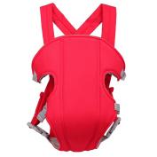 Baby Carrier, Fascigirl Back Carrier Multifunctional Adjustable Front Facing Strap Carrier for Infant