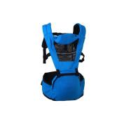LOERO Baby Carrier Embrace Breathable Soft Ergonomic Baby Sling Safe Backpack.Blue.