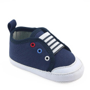 Princer Baby Prewalker Soft Sole Shoes,For 0-18 Months Baby,Boy Girl Fashion Cute Comfortable Cotton Fabric Anti-slip Soft Sole Boots Toddler Shoes