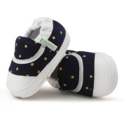 Princer Baby Prewalker Soft Sole Shoes,For 0-24 Months Baby,Infant Boy Girl Fashion Cute Comfortable Cotton Fabric Anti-slip Soft Sole Boots Toddler Warming Shoes