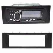 Alamor Car Stereo Panel Plate Fascia Facia Surround Radio Adaptor Trim For Audi A4