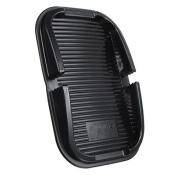 Alamor Car Non-Slip Pad Vehicle Auto Anti Slip Mat Slip Resistant Pads Black