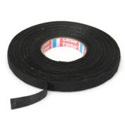 Alamor Car Wiring Loom Harness Adhesive Cloth Fabric Tape Cable Loom 9mm X 25M Black