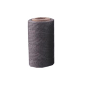 QIANDUOO 250 Metre 150D 1MM Waxed Wax Thread Cord Sewing Craft for DIY Leather Stitching