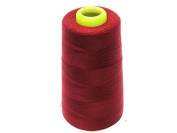 3000 Yards of Thread (Maroon)