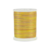 Superior Threads 12101-931 King Tut Passion Fruit 3-Ply 40W Cotton Quilting Thread, 500 yd