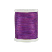 Superior Threads 12101-948 King Tut Crushed Grapes 3-Ply 40W Cotton Quilting Thread, 500 yd