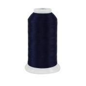 Superior Threads 11602-431 So Fine Navy 3-Ply 50W Polyester Thread, 3280 yd