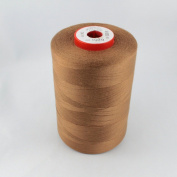 Brown Sewing Thread Saturated Thickness 80 Polyester 5000 m Brown Trecore Forbitex
