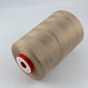 Grey Beige Sewing Thread Thickness 80 Polyester 5000 m Trecore Forbitex