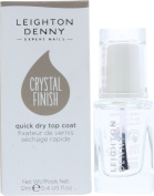 Leighton Denny Leighton D. Crystal Finish Top Coat12ml Female Nailcare