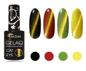 Sun Flower GelaQ Magnetic Cat Eye Effect M05 Made in EU