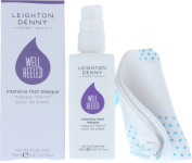 Leighton Denny Womens Skincare Well Heeled Foot Masque With Pedicure Socks 150ml