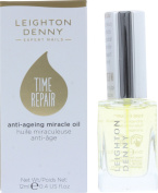 Leighton Denny Women Nailcare Treatment Time Repair Anti-ageing Miracle Oil 12ml
