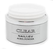 """Acrylic Powder """" Clear """" 100 ml/ 82 G Clear"""