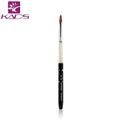 KADS Size 6# kolinsky sable acrylic nail brush black 100% Kolinsky Sable Brush Professionalacrylic brush